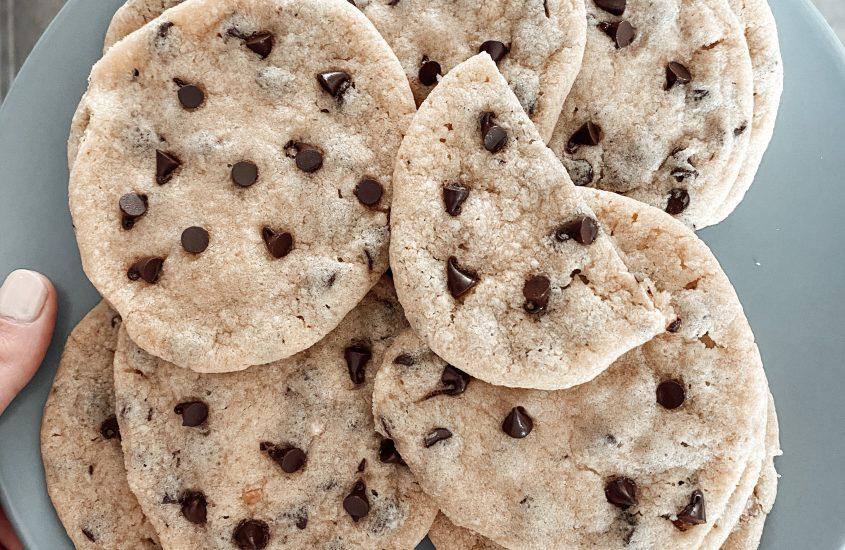 Les cookies Subway